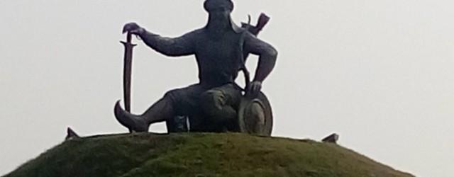 Baba Banda Singh Bahadur War Memorial at Chappar Chiri, Mohali