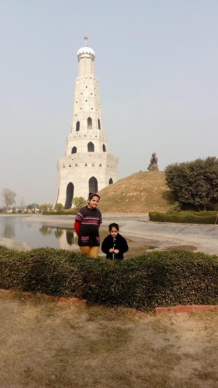 Fateh Burj at Chappar Chiri