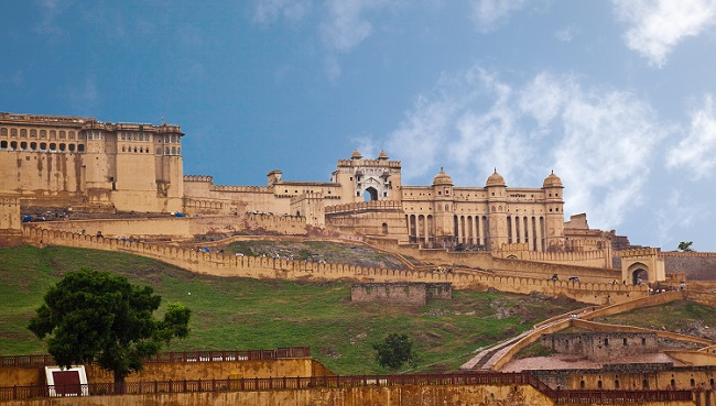 Amer Fort, Royal Architecture of Jaipur