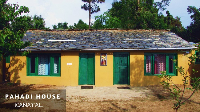 Pahadi House, a Himalayan Home Stay