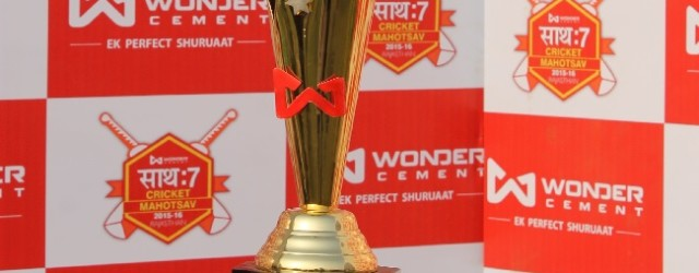 Wonder Cement Saath7 Cricket Mahotsav