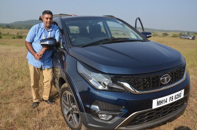 Tata Hexa Bloggers Drive - My #HexaExperience