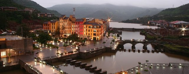 Lavasa is a privately designed hill city located near Pune in Maharashtra.